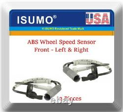 4 x ABS Speed Sensor Front Rear Left & Right Fits 323i 325i 328i