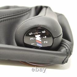 BMW 3 E46 M3 6-Speed Illuminated Gear Stick Knob RHD 25112282451 NEW GENUINE