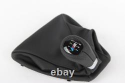 BMW 3 Series M Leather Sport Gear Shift Knob 6-speed OEM Genuine 25118036628