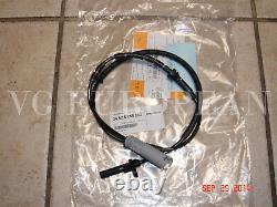 BMW E65 E66 7-Series Genuine Rear ABS Wheel Speed Sensor 745i 745Li NEW