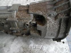 BMW X3 E83 2.0 DIESEL 2007 6 SPEED MANUAL GEARBOX 1069401051 / 1069401061 (i27)