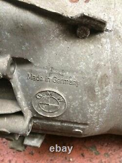 Bmw 1 Series E87 118d Se 04-07 6 Speed Manual Gearbox. 1069401052. (7)