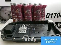 Bmw 330i 335i 135i 130i zf 6 speed automatic gearbox genuine sump pan 7L oil kit
