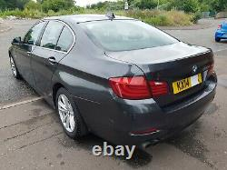 Bmw 5 Series F10 520d SE 2.0 Diesel 6 Speed Manual 2014-2016 Front End Grey A90