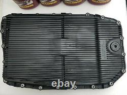 Bmw 5 series 525D 530D 6 speed automatic gearbox genuine sump pan filter oil 7L