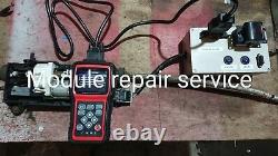 Bmw x5 x6 E70 E71 72 electric parking brake module epb actuator repair service