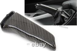 Für BMW 1 sintonización palanca de empuñadura de la palanca del freno real CARBO
