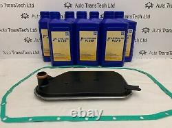 GENUINE BMW 330i 330Ci ZF 5HP19 5 SPEED AUTOMATIC GEARBOX OIL 7L FILTER GASKET