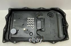 Genuine BMW ZF 8 speed automatic transmission gearbox service kit pan and 7L oil