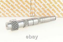 Genuine Bmw Mini Cooper / One 5 Speed Getrag Gearbox Gs5-52bg Mainshaft 17 Teeth