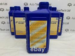 Genuine Bmw Zf 5hp19 5 Speed Automatic Gearbox Oil 7l Filter Gasket Lifeguard 5