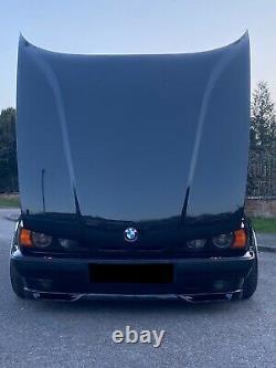Genuine Factory Shadow Line 1994 BMW E34 540i Touring 6 speed manual