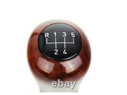 Genuine OE BMW E24 E30 E32 E34 E38 E39 5 Speed Gear Shift Knob 25111434497