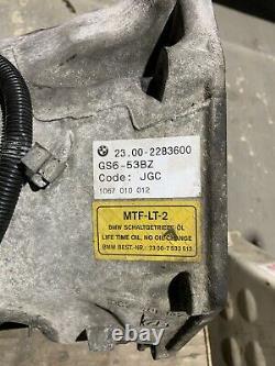 Genuine Used BMW Manual Gearbox E90 E92 E93 M3 S65 6 Speed 2283600 GS653BZ