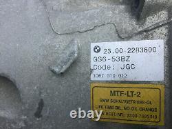 Genuine Used BMW Manual Gearbox E90 E92 E93 M3 S65 6 Speed 2283601 GS653BZ
