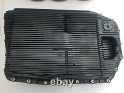 Genuine bmw 3 series zf 6 speed automatic gearbox pan sump filter 7L oil kit