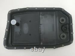 Genuine bmw 330d 325d 335d zf 6speed 6hp26 automatic gearbox sump pan 7L oil kit