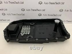 Genuine bmw 5 series zf 6 speed automatic gearbox sump pan 7L oil lifeguard 6