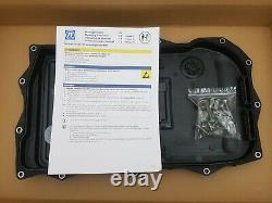 Genuine bmw 5 series zf 8 speed automatic gearbox oil sump pan supply and fit