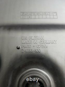 Genuine bmw 7 series e65 e66 zf 6 speed automatic gearbox sump pan 7L oil kit