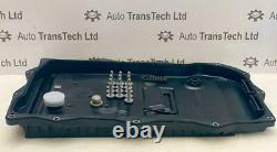 Genuine bmw X3 zf 8 speed automatic gearbox sump pan filter 7L oil kit 8HP70