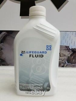 Genuine bmw jaguar land rover zf 8 speed automatic transmission gearbox oil 7L