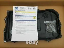 Genuine bmw x6 8 speed zf 8hp45 50 70 automatic gearbox sump pan 7L oil kit