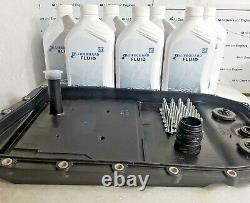 Genuine bmw zf 6 speed automatic transmission gearbox pan sump 7L oil kit