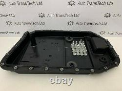 Genuine bmw zf 6hp21 6 speed automatic gearbox pan sump filter oil 7L kit