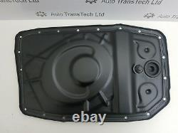 Genuine bmw zf 6hp26 automatic gearbox 6 speed metal sump pan zf lifeguard oil