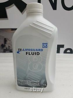 Genuine bmw zf 8 speed automatic transmission fluid zf lifeguard 8 gearbox oil