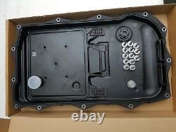 Genuine bmw zf 8 speed automatic transmission gearbox sump pan filter 7L oil kit