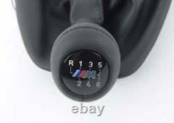 New Genuine BMW Illuminated Shift Knob 6 Speed E60 M5 25112283015