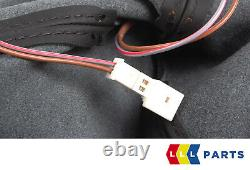 New Genuine Bmw M3 Series E90 E92 E93 Leather Shift Knob 6 Speed 25112283040