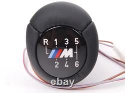 Oem Bmw Z4 M3.2 Coupe E86 6 Speed M Sport Gear Shift Knob 25117836906 Genuine