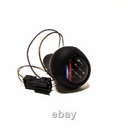 Bmw 3 E36 Engin En Cuir Illuminé M 5 Vitesse 25112231551 Nouveau Genuine