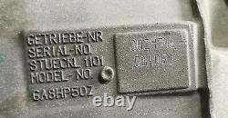 Bmw 3 Série 5 F30 F31 F10 F11 320d 520d 8 Speed Automatic Gearbox Ga8hp50z