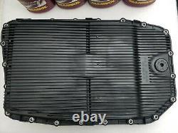 Bmw 330d 335d 325d Zf Boîte De Vitesses Automatique À 6 Vitesses Véritable Huile De Filtre De Carter 7l