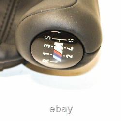 Bmw 5 E39 M5 Knob De Quart Illuminé 6 Vitesse 25112282402 2282402 Lhd New Genuine