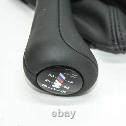 Bmw 5 E39 New Realine 6-speed Gear Shift Knob M-sport 25112282400 2003