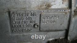 Bmw 5 Series F10 F11 LCI 520d B47 8 Speed Automatic Gearbox Ga8hp50z