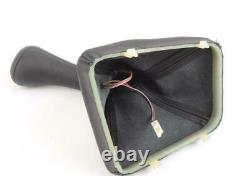 Bmw E46 M3 Cuir Noir Illuminé 6 Vitesses Stick Shift Knob Lhd Authentique