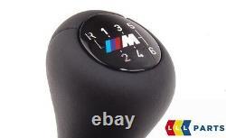 Bmw Nouveau Véritable M5 F10 Illuminated Gear Knob Avec Démarrage 6 Vitesse Lhd 2284205