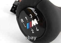 Bmw Véritable 3 5 7 Z3 Série Illuminated Shift Knob 5 Vitesse 2231550