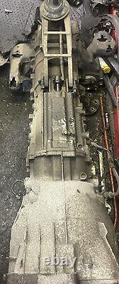 Bmw X3 E83 2.0 Diesel 6 Speed Boîte Manuelle De Vitesse 1069401052 1069401061