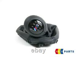 Nouveau Véritable Bmw E39 M5 Sedan Illuminated Shift Knob 6 Speed 25112282400