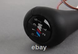 Nouveau Véritable Bmw Z3 Coupe Roadster Gear Shift Knob 5 Vitesse 2229895 Oem