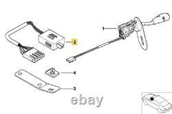 Nouvelle Interface De Contrôle De Croisière Authentique Bmw Z3 Z8 Series E36 E52 65718380054