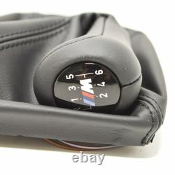 Oem Bmw 3 E46 M3 6 Vitesses Illuminated Gear Stick Knob Rhd 25112282451 Véritable