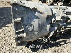 Véritable Bmw 1 3 5 Série E87 E90 E60 M47 Manuel 6 Speed Gearbox 1069401058 #u